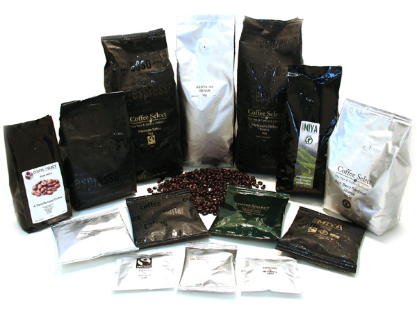 cruz coffee bean collection