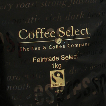 cruz coffee beans fairtrade select