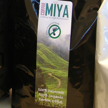 cruz coffee beans miya