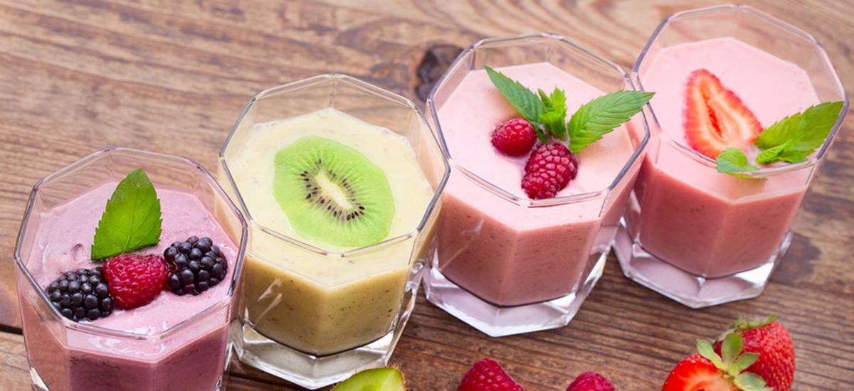 cruz smoothies milkshakes