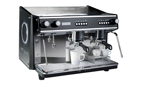 eclipse 2 group espresso coffee machine