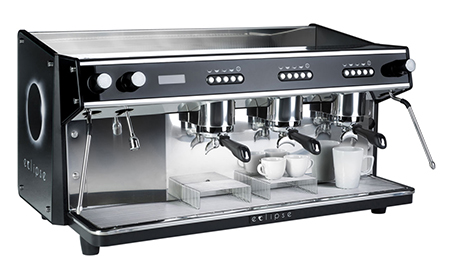 eclipse 3 group espresso coffee machine