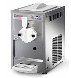 yogcruz frozen yogurt ice cream dispenser machine