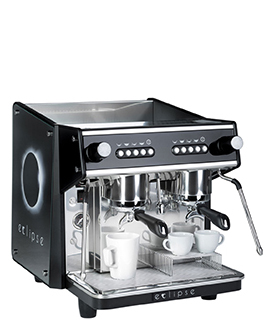 eclipse 2 group compact espresso coffee machine offers
