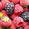 cruz fresh frozen smoothie fruit 100