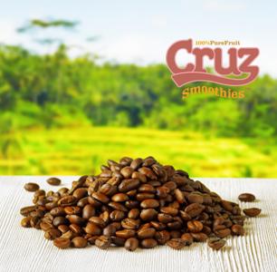 Quality Coffee supplied by Cruz The Juice