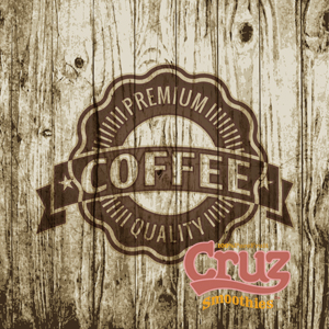 Premium quality coffee by Cruz the Juice