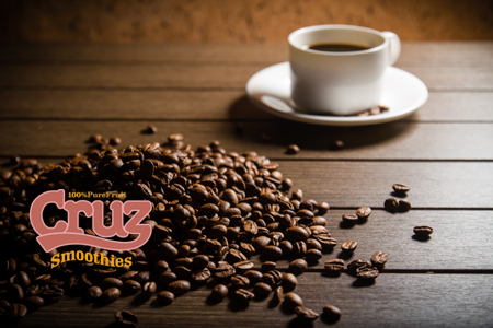 Cruz the Juice - commerical coffee bean supplier