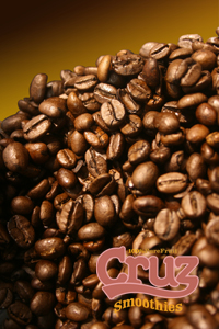 Coffee Beans supplied by Cruz The Juice