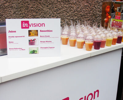 cruz juice bar invision