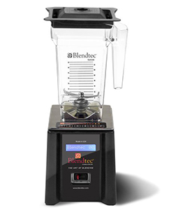 blendtec spacesaver smoothie blender main