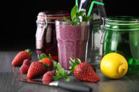 cruz smoothie ingredients fresh frozen fruit