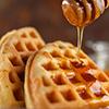 cruz waffle mix