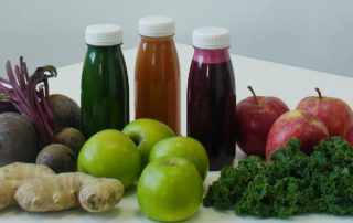 Cold Press Juicing
