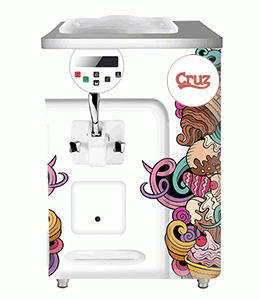 yogcruz 50 frozen yogurt and ice cream machine