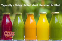 Cruz point of sale cold press juicing