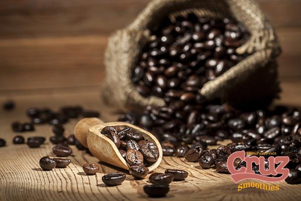 Cruz coffee beans