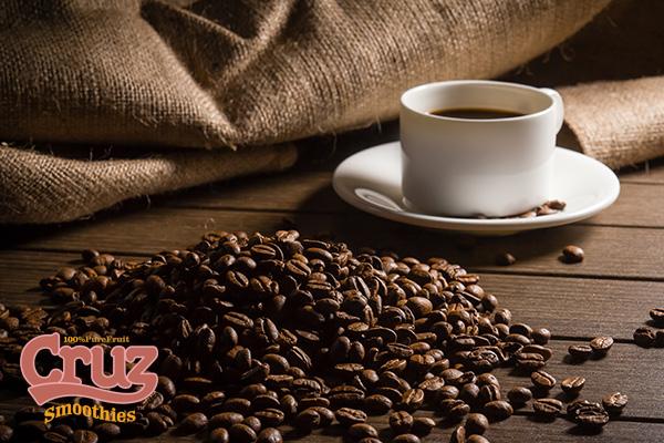 Cruz ingredients coffee beans
