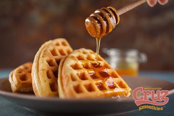 Cruz ingredients waffle mix