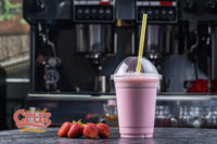 Cruz point of sale smoothies milkshakes