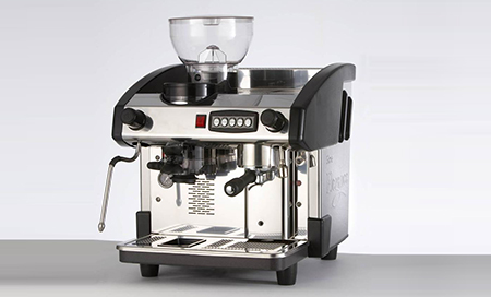 eclipse elegance 1 group grinder espesso coffee machine