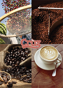 Cruz ingredients coffee beans chateau