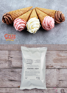 yogcruz frozen yogurt ice cream ingredients natural sugar free