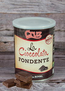 cruz ingredients chocolate flavour milkshake fondente
