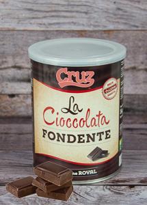 cruz ingredients chocolate flavour milkshake fondente